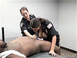 Jane darling interracial ass-fuck hard-core mummy Cops