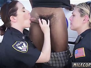 black arse assfuck humping We are the Law my niggas, and the law needs dark-hued stiffy!