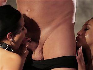 Vicki haunt and Katrina Jade want more than bang-out