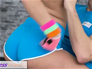 fitness apartments stunning tiny petite udders bouncy donk doll