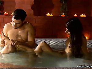 sensual Indian duo lovers From India