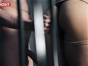 LETSDOEIT Fiding pleasure in torment and bondage & discipline hookup