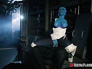 Mass Effect pornography parody