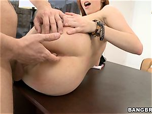 Lia Lor comes to her very first casting