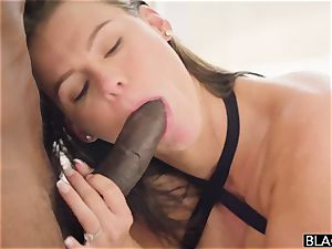 huge-titted pornstar Peta Jensen with a flawless bod takes two big dark-hued spunk-pumps in her labia