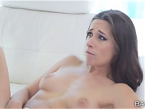 Cassidy Klein hankers that yam-sized big black cock deep in her honeypot