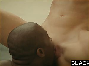 very first bi-racial for insatiable Ally Tate
