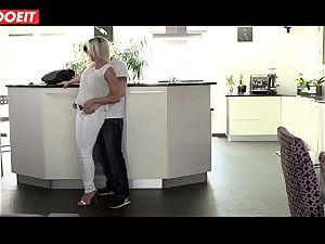 ultra-kinky stepmom gets smashed gonzo by her stepson