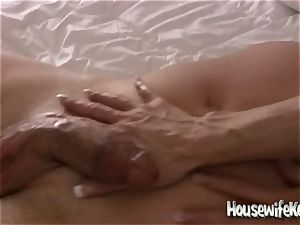 Accidentally Creampied his wifey