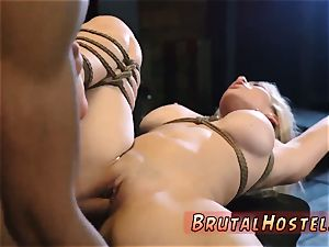 sixty-nine restrain bondage Big-breasted ash-blonde sweetie Cristi Ann is on vacation boating and dousing