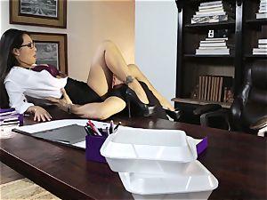 Asa Akira cheats in her pals nasty desire