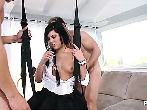 Madison fantasies of getting spread out