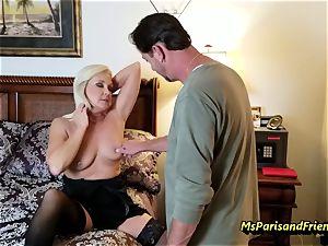 Evan's Anniversary fuck-fest with Ms Paris Rose