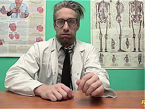 medic seduced by whorey patient