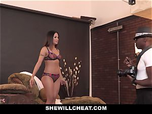 SheWillCheat - hot japanese wife rode By bbc