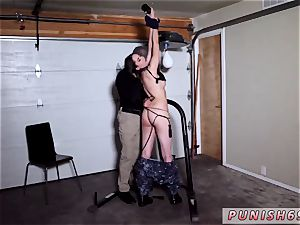 Deutsch gonzo and bondage & discipline fisting double very first time Kyra Rose in Military fuck-a-thon Pripal s