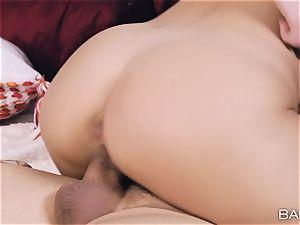Natalia Starr ass-fuck fucked nutsack deep