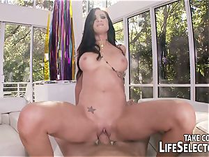 Get grabbed by Juelz Ventura Kendall Karson and Danica