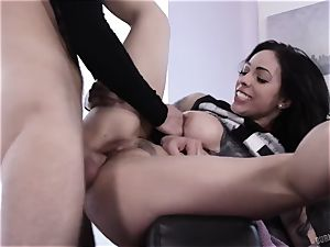muddy inked whore Harlow Harrison gets her cootchie screwed and blasting