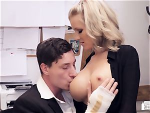 butts BUERO - insatiable office lovemaking with German assistant