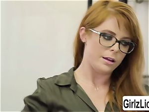 warm Therapist Penny Pax gets her slit boinked by customer Whitney Wrights