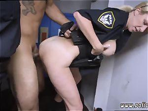 cougar foot rubdown Don t be dark-hued and suspicious around black Patrol cops or else