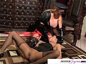 see Taylor Wane penetrate Jessica Jaymes like a whore