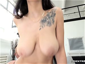 Darcia Lee gets smashed by a horny grandpa
