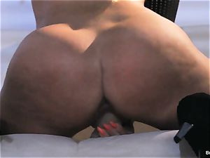 Britney Amber toys in her vagina