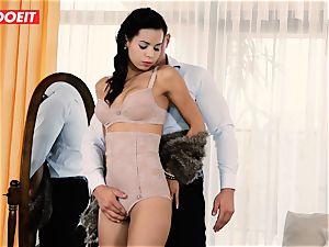 LETSDOEIT - nasty duo Has Retro fantasy raunchy sex